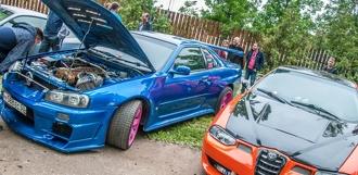 Crazy parKing в Тамбове: тюнинг, стайлинг, автозвук, внедорожник, ретро и мото
