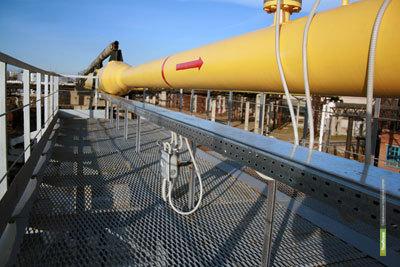 Тамбовщину газифицировали на 86,9 процентов