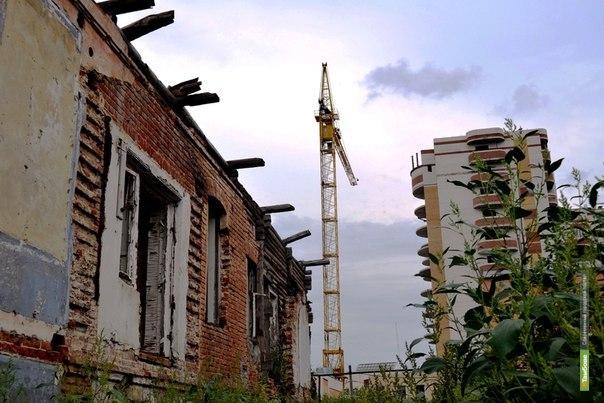 Сохранит ли Тамбов свой исторический облик?