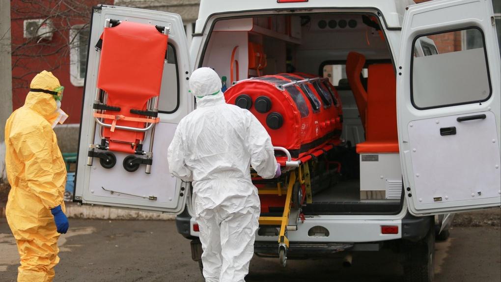 Тамбовские медики получили специальные боксы для перевозки больных с коронавирусом