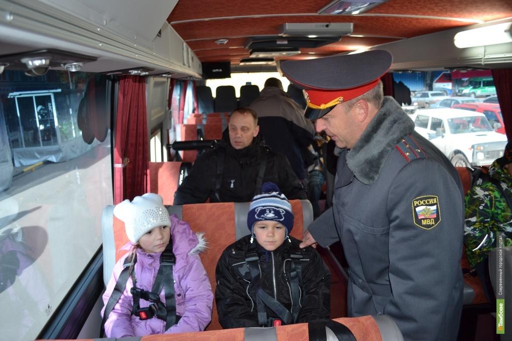 Тамбовщина подключилась к «Декаде дорожной безопасности детей»