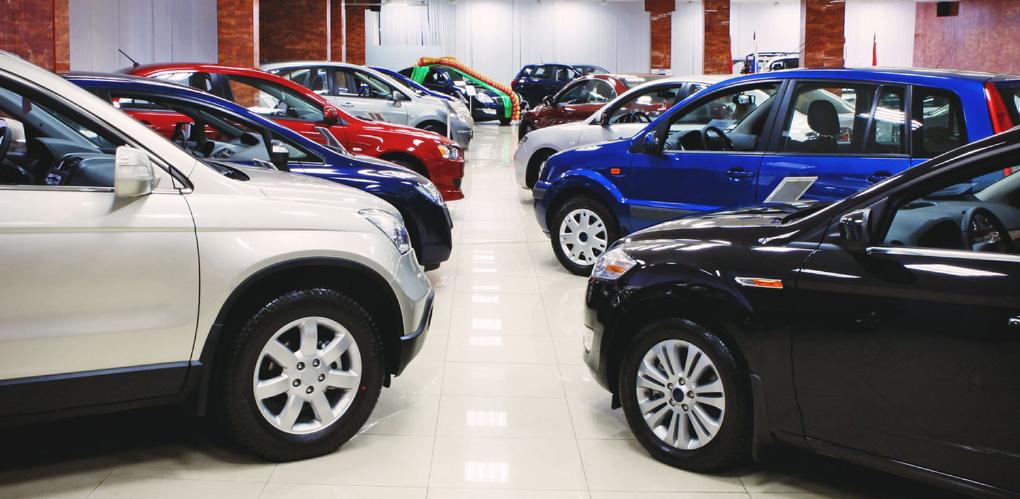 Средняя цена нового авто на российском рынке превышает 1,3 млн рублей