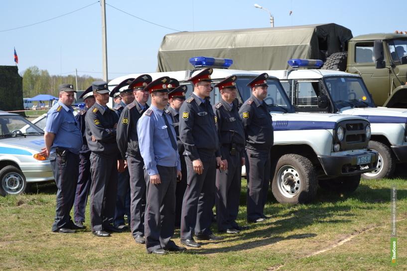 Зарплату тамбовским полицейским будет платить Москва