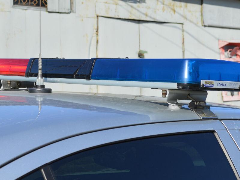 В Рассказово полицейский на машине сбил пешехода