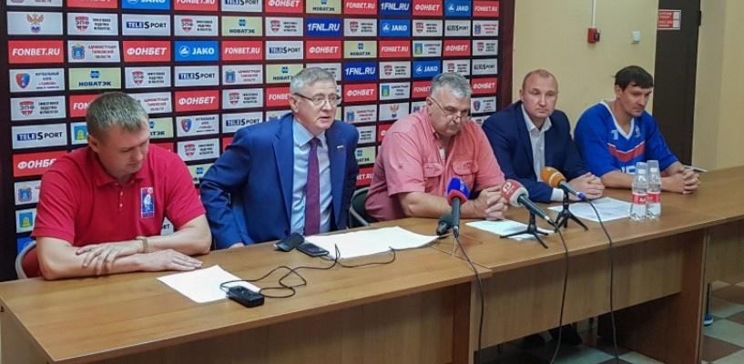 Переход в лигу уровнем выше не состоялся: БК «Тамбов» будет играть в Суперлиге-2
