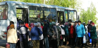 В Тамбове отменили вечерние рейсы на дачных маршрутах