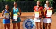 Олеся Первушина выиграла чемпионат Европы по теннису