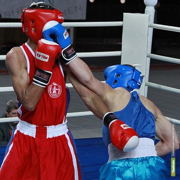 Тамбовские боксер привез «бронзу» с первенства ЦФО