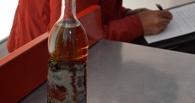 В Тамбове прикрыли торговую точку с контрафактным алкоголем