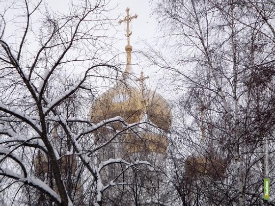 На Крещение в Тамбов нагрянет традиционный мороз