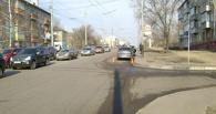 В Тамбове девушка угодила под колёса автомобиля
