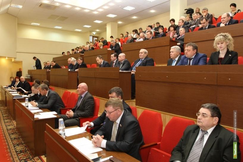 Тамбовские депутаты не стесняются своих деклараций