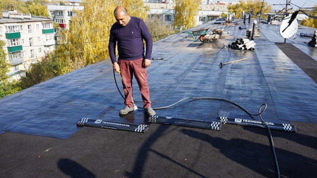 В Тамбове ремонт проведут в 146 многоквартирных домах