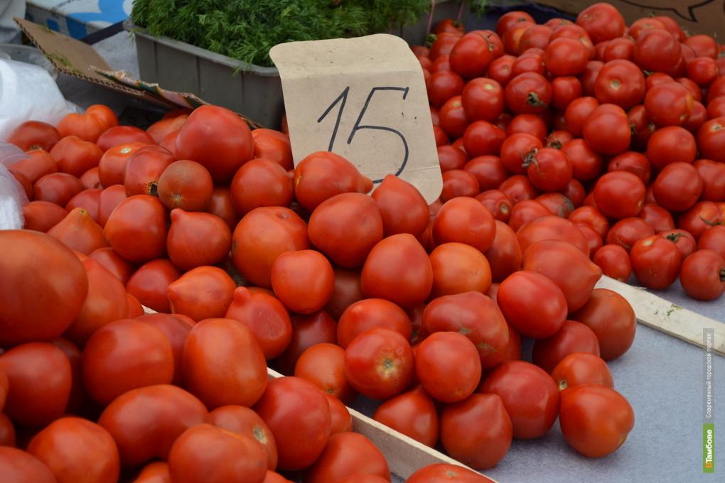 Тамбовчанам разрешили есть овощи из Европы