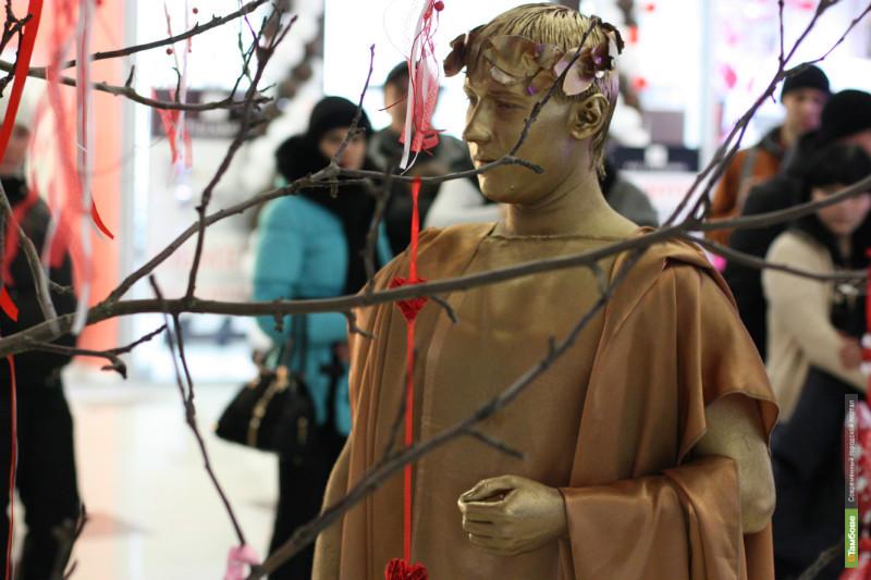 В тамбовском горсаду оживут статуи