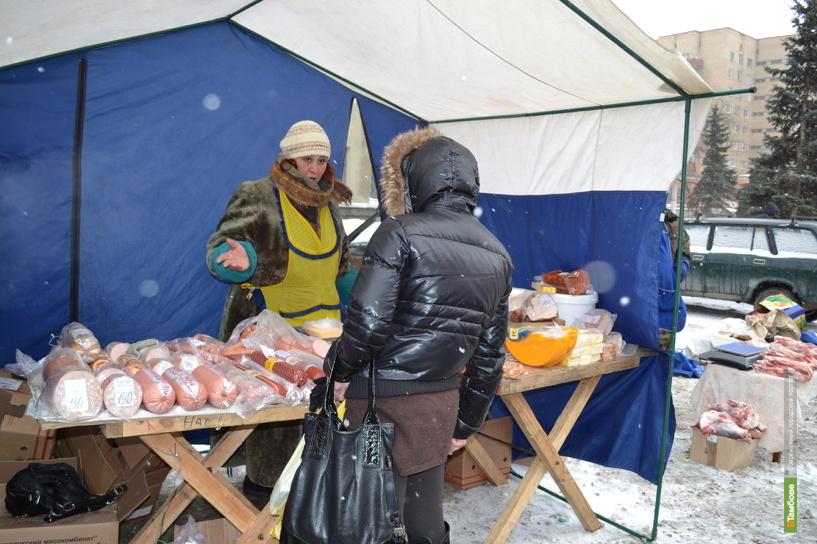 На Тамбовщине сильнее всего подорожали капуста, лимоны и водка