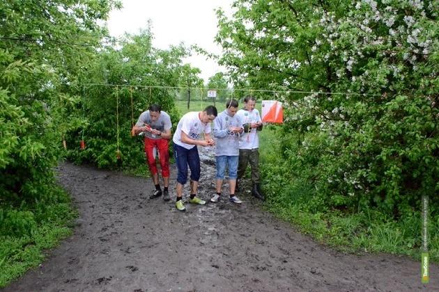 Тамбовчане привезли из Воронежской области 18 медалей