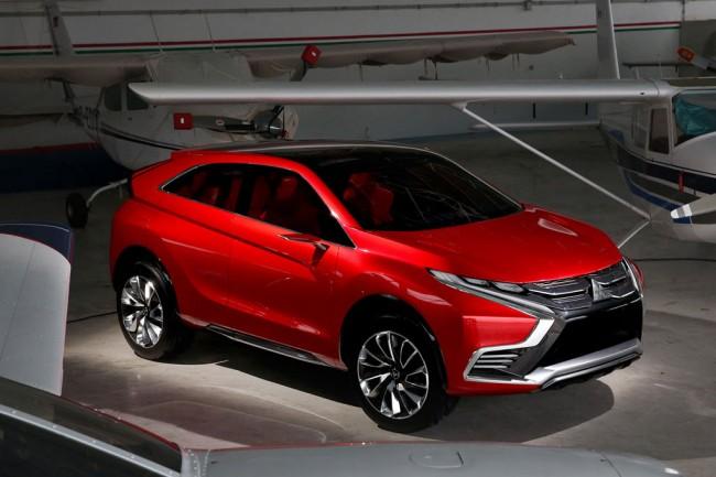 «Лада Аутлендер»: Mitsubishi в курсе скандала со «сходством» их концептов с Lada Xray