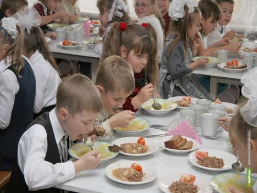 Депутаты не позволили тамбовским чиновникам сэкономить на школьном питании