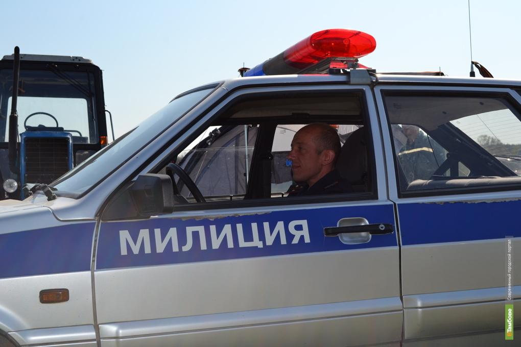 """На улице Гагарина """"Газель"""" въехала в """"Honda"""""""