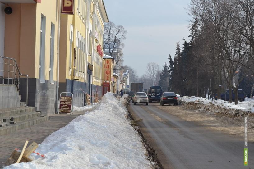 На Тамбовщине перестанут латать дороги зимой