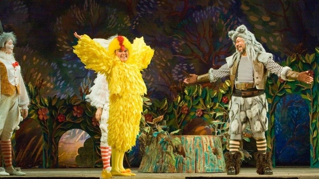 ТМТ приглашает тамбовчан на премьеру новой сказки «Золотой цыплёнок»