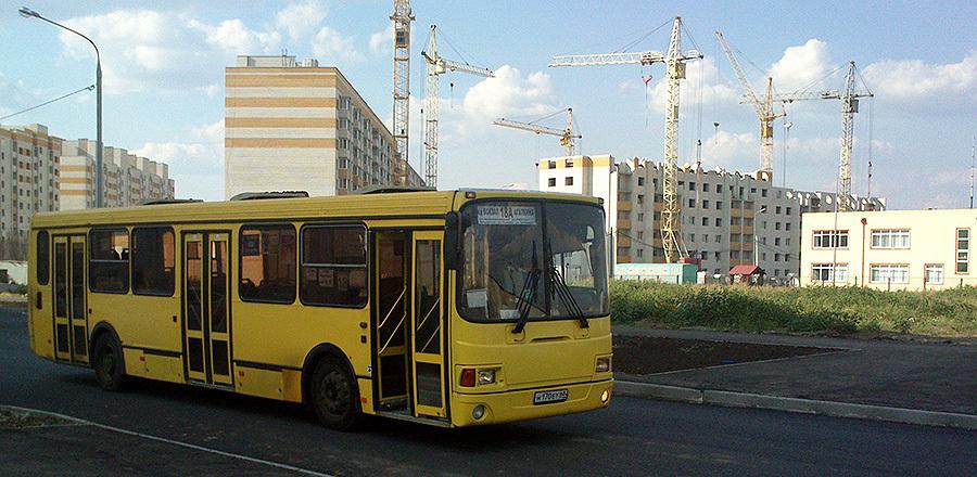 В Тамбове три автобуса поменяют маршрут
