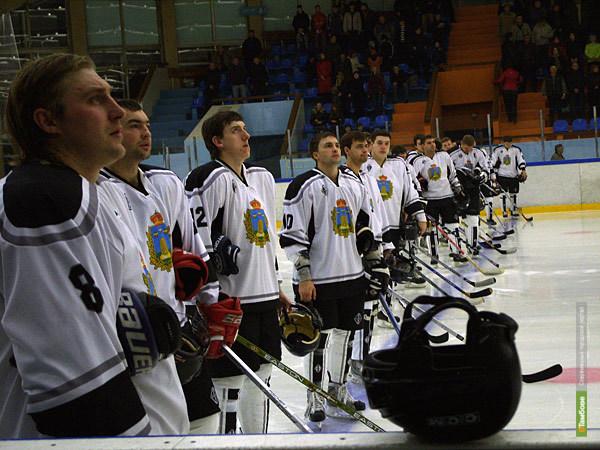 Тамбовские хоккеисты дважды  проиграли воронежскому «Бурану»