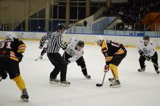 Жердевские хоккеисты «вырвали» победу на областном турнире