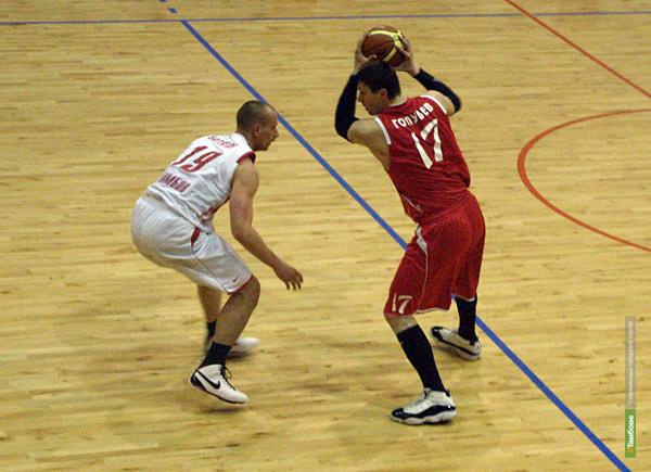 Тамбовские баскетболисты встретятся с лидерами чемпионата