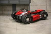 Умельцы построили квадроцикл с мотором... Ferrari!