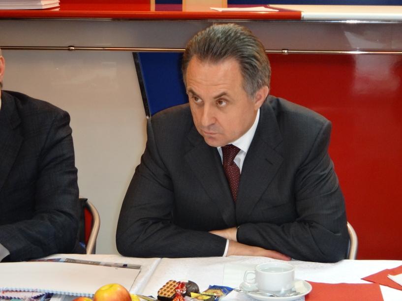 Губернатор встретился с министром спорта