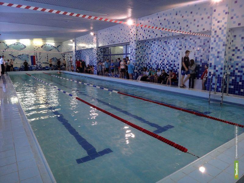 В Тамбове определят лучшую команду по плаванию