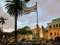 Коста-Рика отменяет визы для туристов из России
