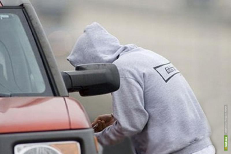 Полицейские поймали на Тамбовщине автоугонщика