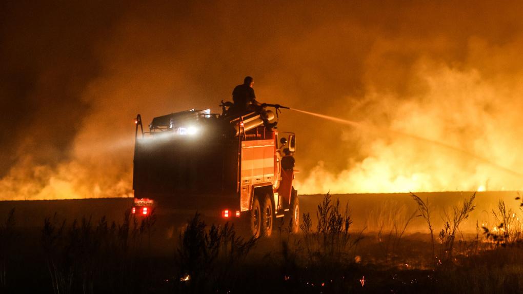 С начала года в Тамбовской области было зафиксировано более 700 пожаров
