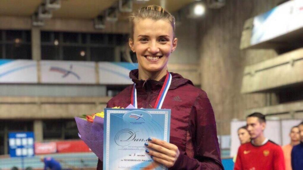 В копилке Тамбова ещё одна медаль с чемпионата России по легкой атлетике