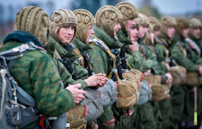 Тамбовские военные могут стать «коммандос»