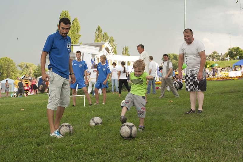 День молодёжи в наукограде начнётся со спортивных соревнований