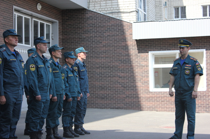 Тамбовские спасатели будут тушить лесные пожары в Тверской области