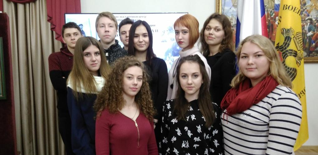 Студенты Тамбовского филиала РАНХиГС приняли участие в военно-исторической конференции