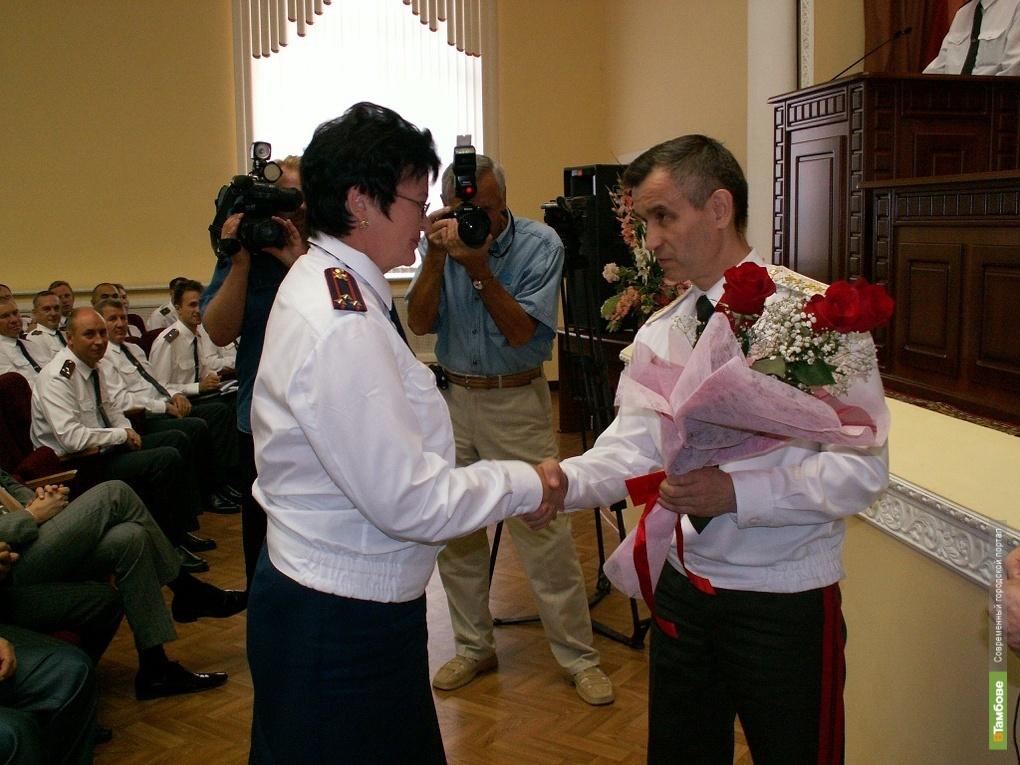 Рашид Нургалиев в Тамбове раздавал ордена и медали