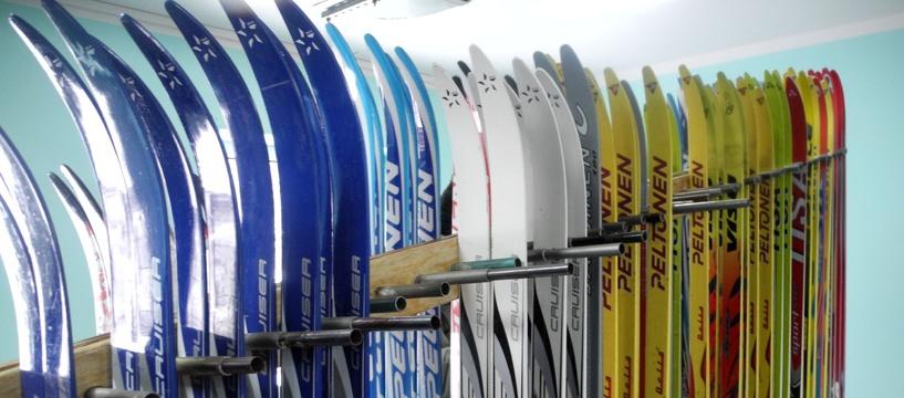 Тамбовчане могут взять лыжи напрокат