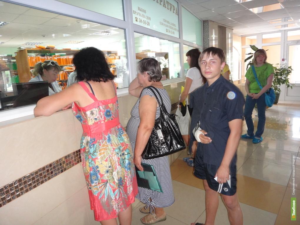 Оздоровление тамбовских детей с приходом осени продолжается