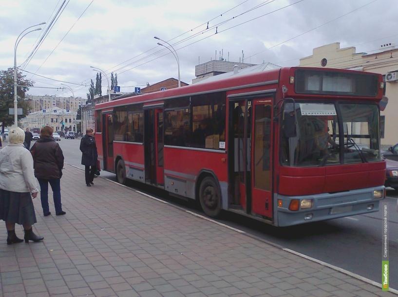 Поездка в автобусе обернулась для тамбовчанки госпитализацией