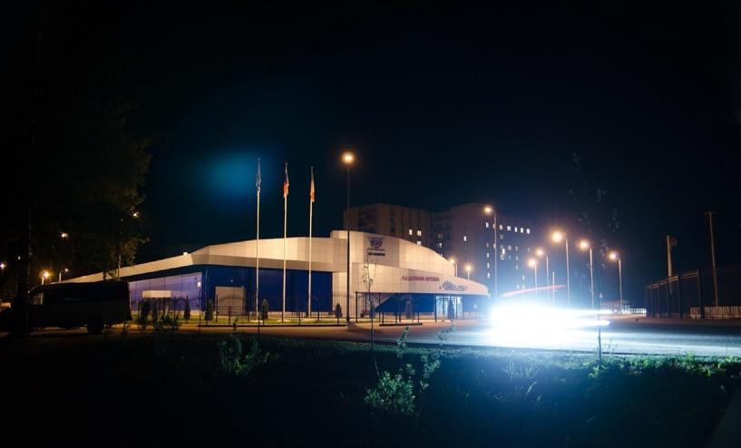 Мичуринский «Темп» признали лучшим ледовым дворцом года