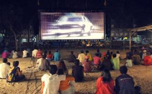 В тамбовских дворах откроются летние кинотеатры