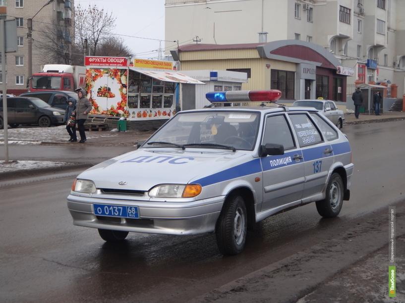 Автоинспекторы Тамбова выйдут в «антиалкогольный» рейд