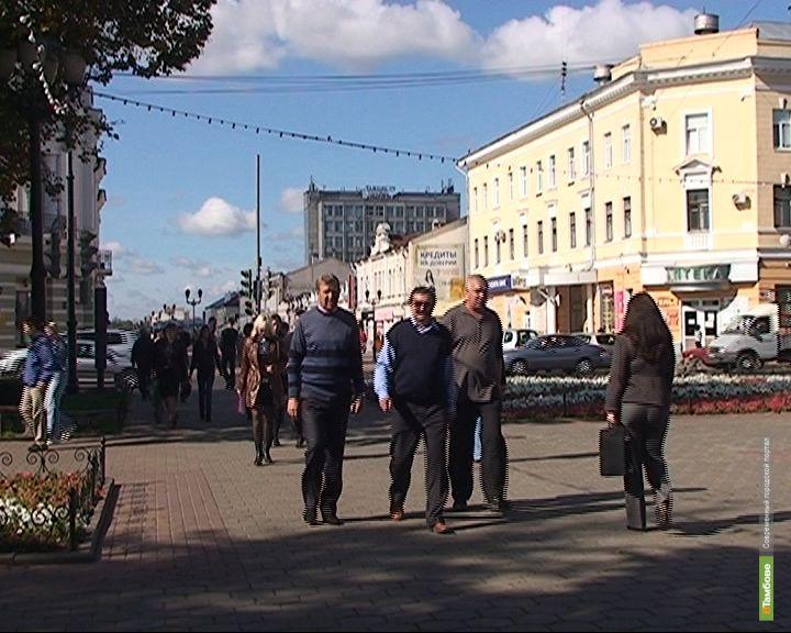 В Тамбове появятся Теплая, Добрая и Хлебная улицы