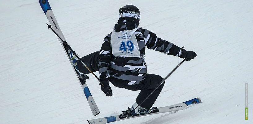 В Тамбове пройдут соревнования по горным лыжам и сноуборду